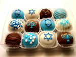 12-piece hanukka box!